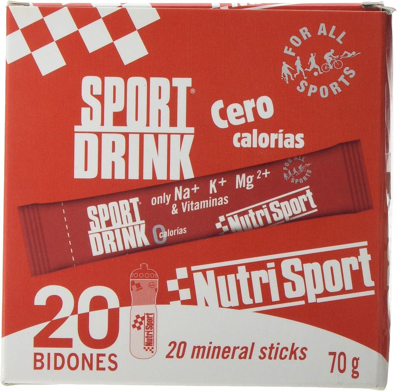 Nutrisport Sportdrink Cero Calori 20Stick Nutri Sport 400 g