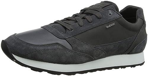 Geox U Vincit A, Zapatillas para Hombre: Amazon.es: Zapatos y complementos