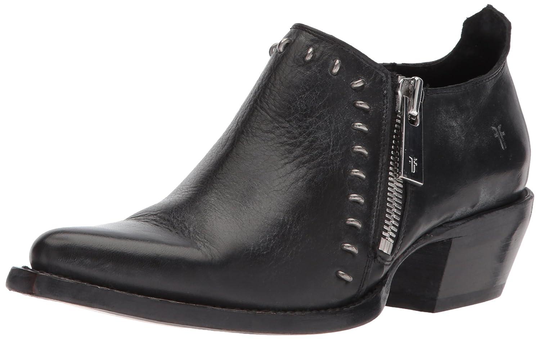 FRYE Women's Sacha Rebel Shootie Ankle Boot B072MLQP1F 9.5 B(M) US|Black