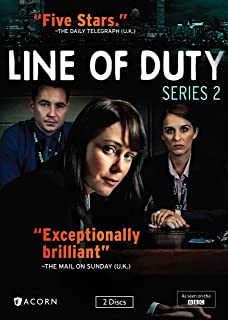 Book Cover: Line of Duty, Series 2