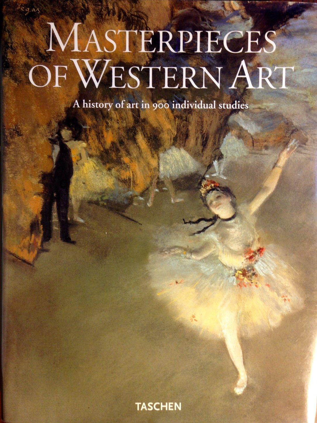 Download Masterpieces of Western Art pdf epub