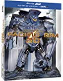 Pacific Rim [Combo Blu-ray 3D + Blu-ray + Copie digitale - Packaging en relief]