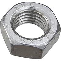 10 Stück Sechskantmuttern M12 DIN 934 V2A Edelstahl Muttern