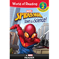 World of Reading: Spider-Man Down to a Science!: Level 2 (World of Reading (eBook))
