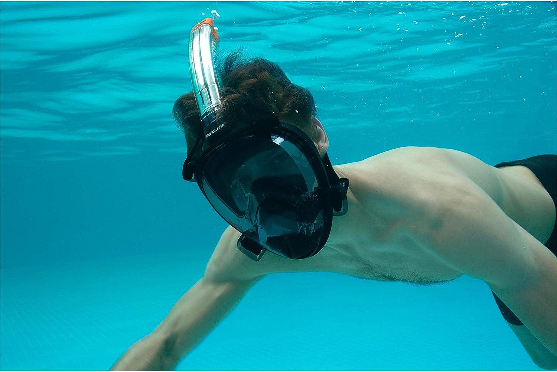 Hydro-Swim Bestway SeaClear Essential Full-Face Snorkeling Mask L//XL