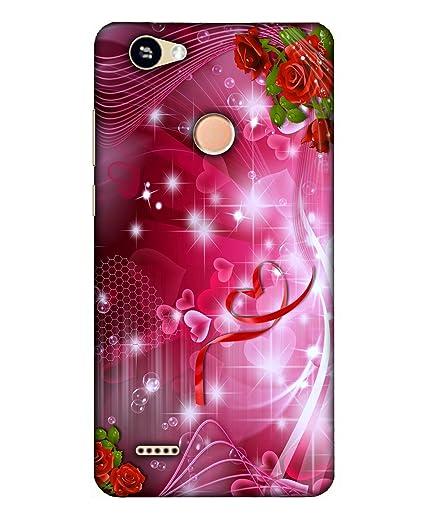 sale retailer ee631 56769 Designer Case for itel wish A41 plus: Amazon.in: Electronics