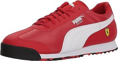 Amazon Com Puma Ferrari Roma Tenis Deportivas Para Hombre Shoes