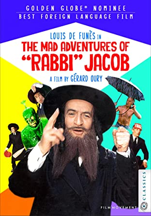 The Mad Adventures of 'Rabbi' Jacob