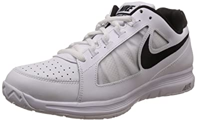 NIKE Men's Air Vapor Ace White/Black/Stealth Tennis Shoe 8 Men US