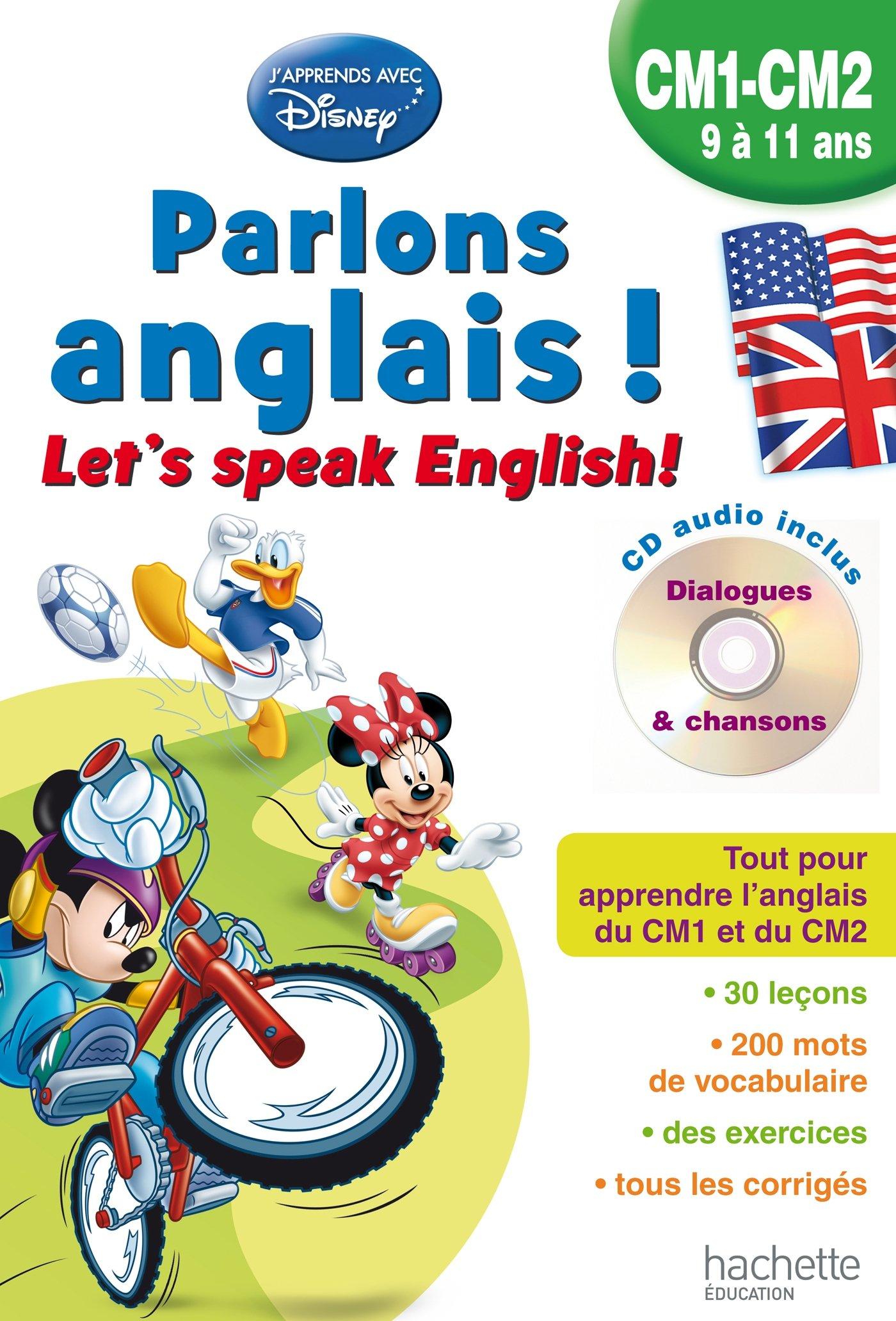 Amazon Fr Parlons Anglais Cm1 Cm2 Collectif Livres