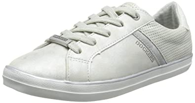 Dockers 40aa214-680260, Sneakers Basses Femme, (Ice 260), 37 EU