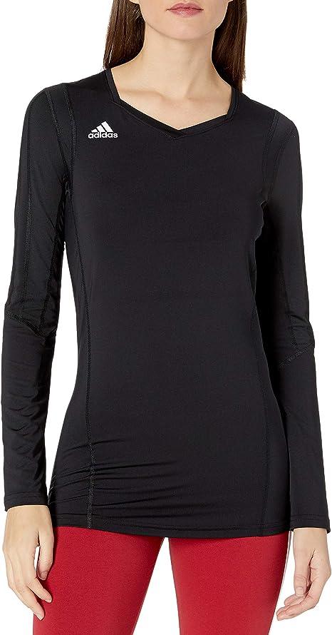 adidas shirt long sleeve womens