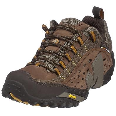 ca92952eedfe6 Merrell Intercept, Men's Lace-Up Outdoor Cross Trainer Shoes - Brown (Mocha)