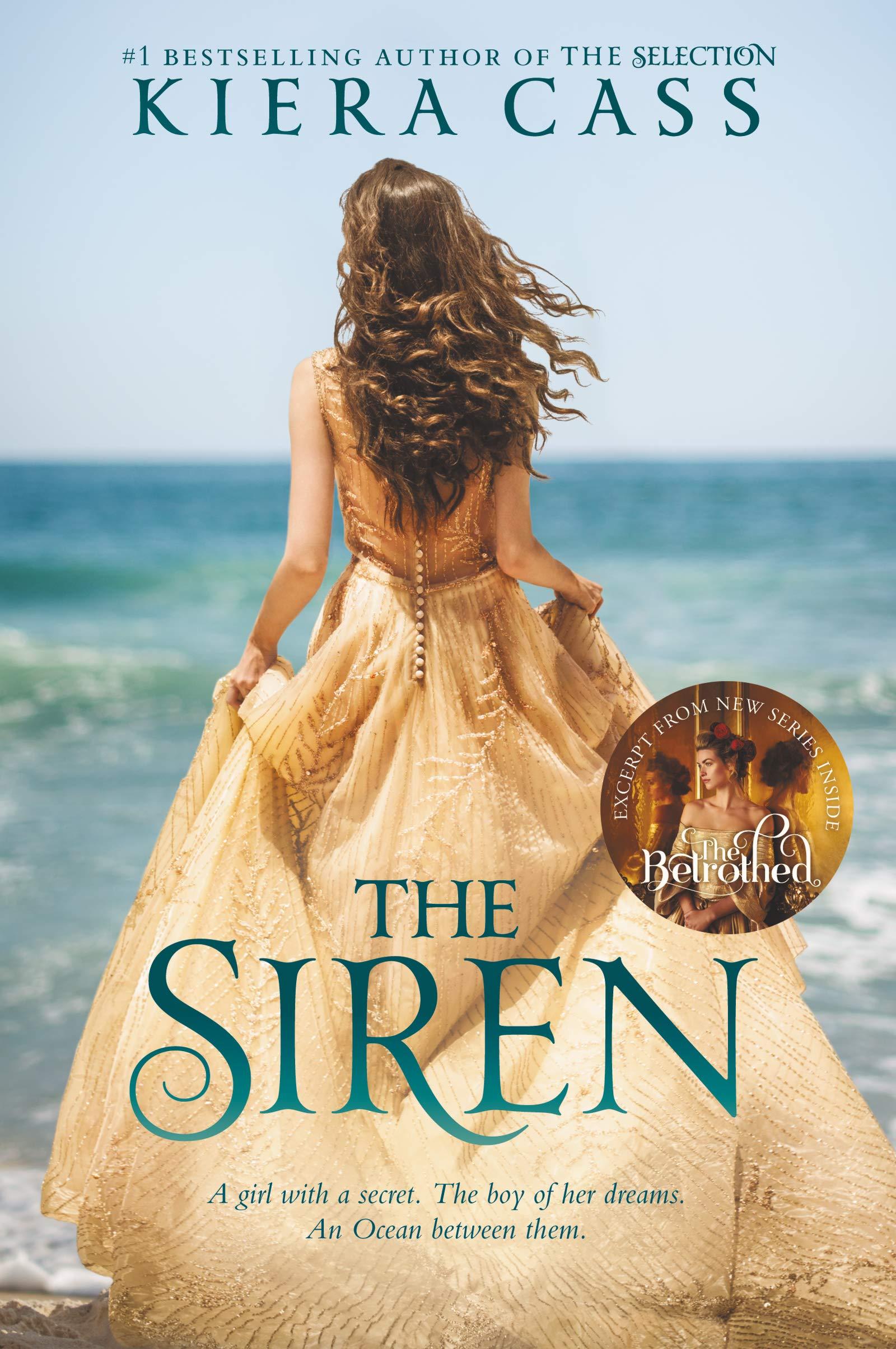 Amazon.com: The Siren: 9780062392008: Cass, Kiera: Books