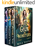Gods and Monsters Books 1-3: Paranormal Romance