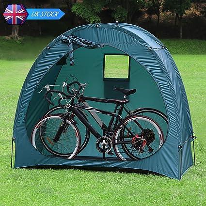 Tienda de almacenamiento portátil para bicicleta de YP. Ahorra ...