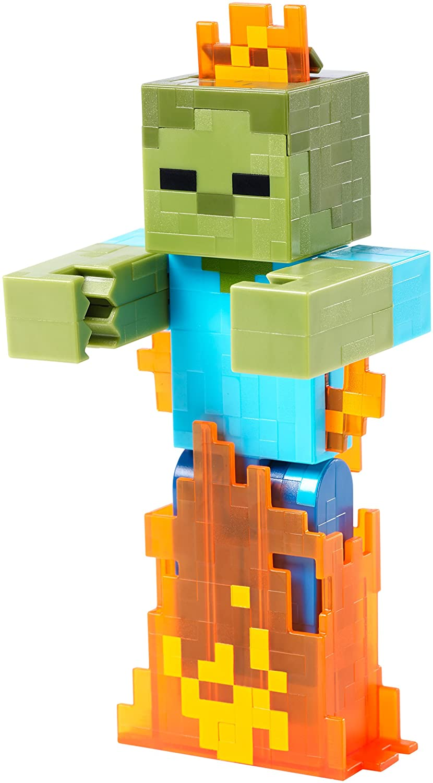 Minecraft Series 2 Snow Golem Action Figure Mattel DNH19