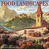 2017 Food Landscapes Wall Calendar