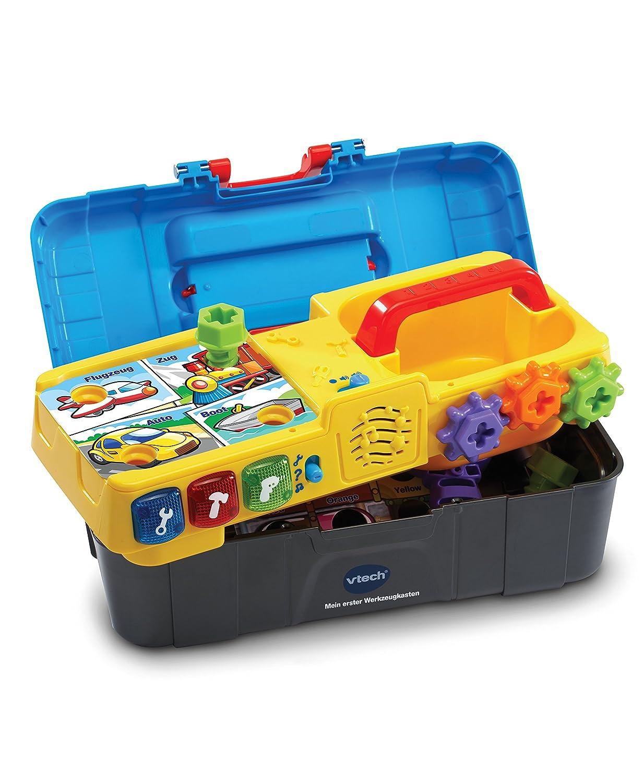 Werkzeugkasten Kinderspielzeug - Spielzeug Werkzeugkasten - Vtech Werkzeugkasten
