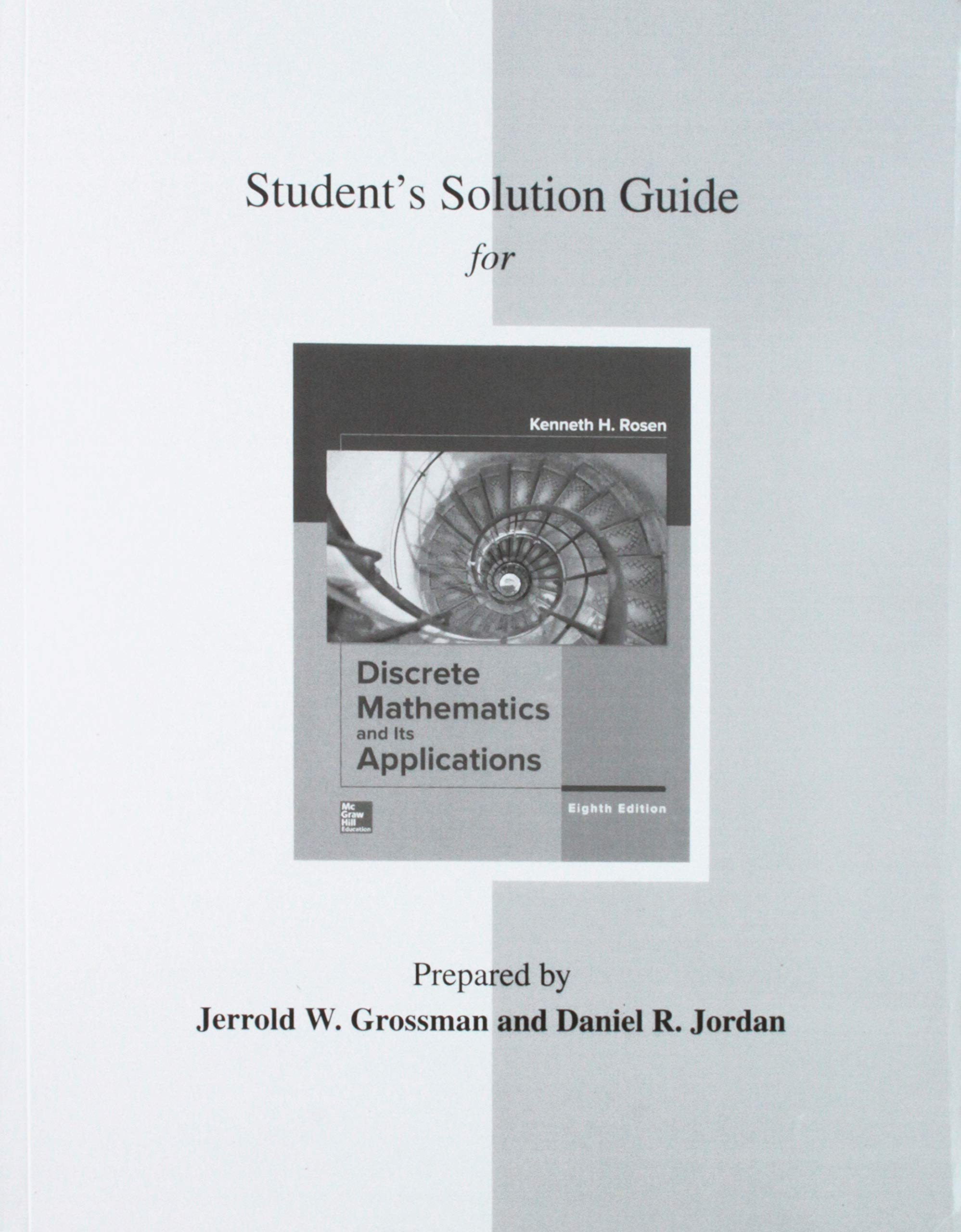 Student's Solutions Guide for Discrete Mathematics and Its Applications:  Kenneth H Rosen: 9781259731693: Mathematics: Amazon Canada