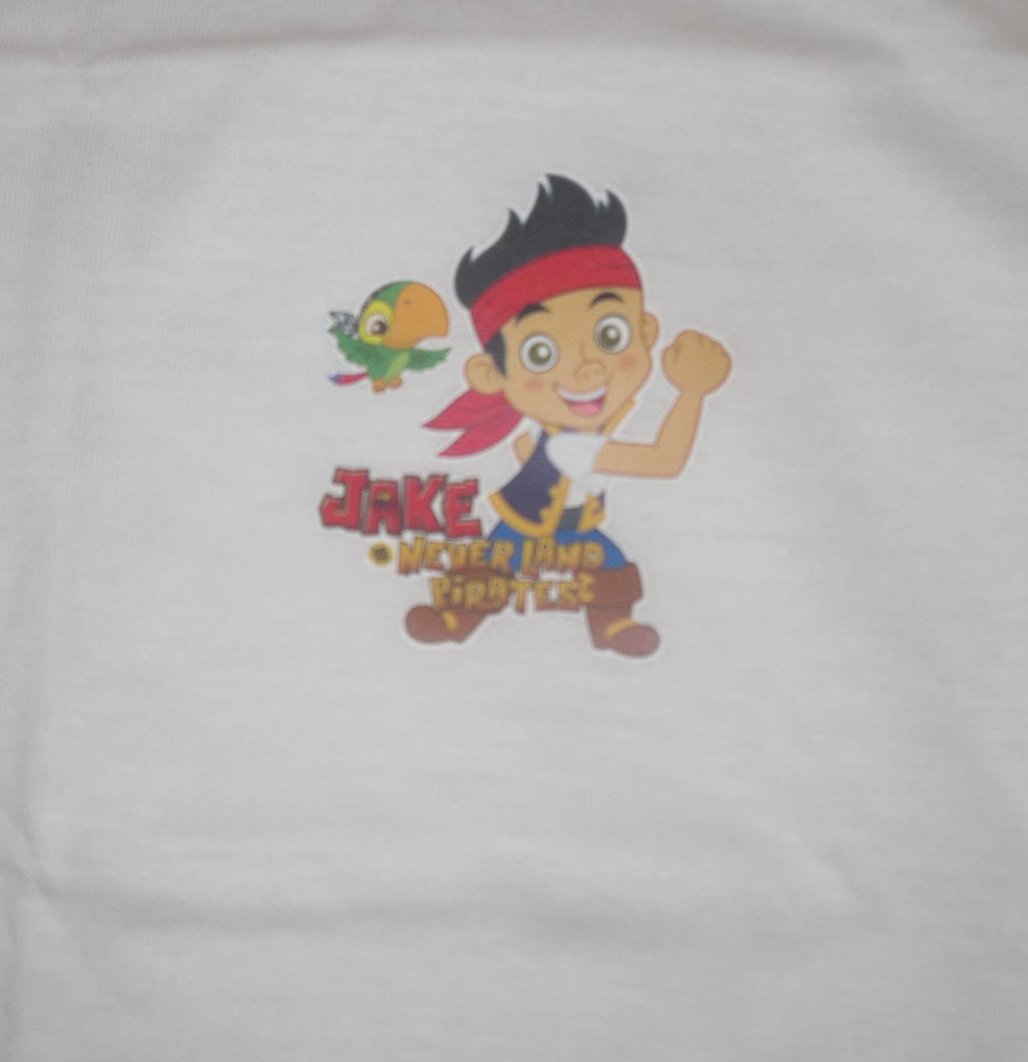 Jake and the Neverland Pirates BOYS 2 PACK VEST TOPS DISNEY