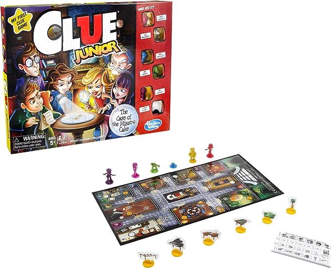 Clue Junior Juego: Amazon.es: Juguetes y juegos