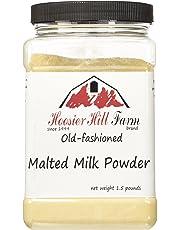 Hoosier Hill Farm Old-Fashioned Malted Milk Powder, 1.5 Lbs. (680G)