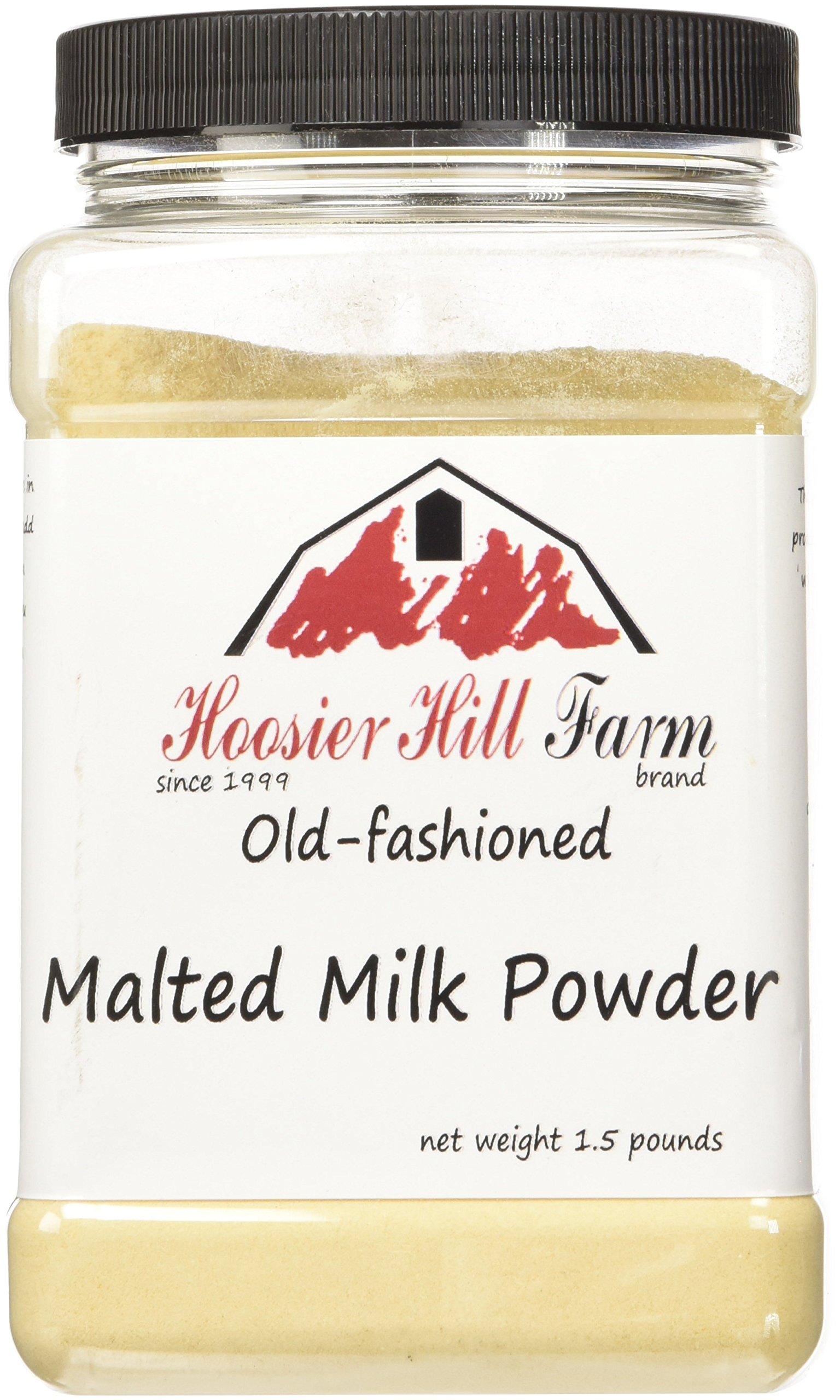 Hoosier Hill Farm Old Fashioned Malted Milk Powder