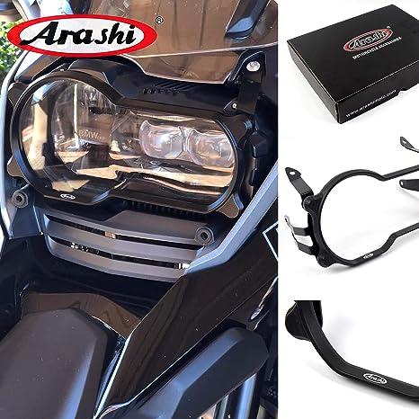 Amazon.com: Arashi Headlight Protector Cover Guard ...