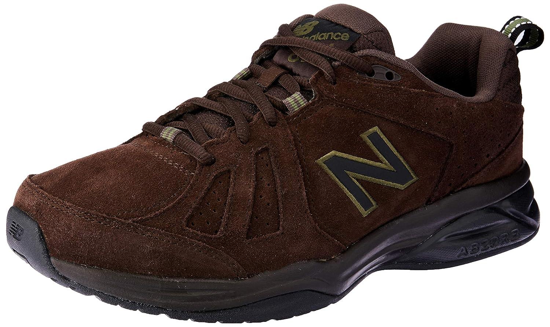 Marron (marron Od5) New Balance 624v5, Chaussures de Fitness Homme 44 EU (Width 4E - X-Wide)