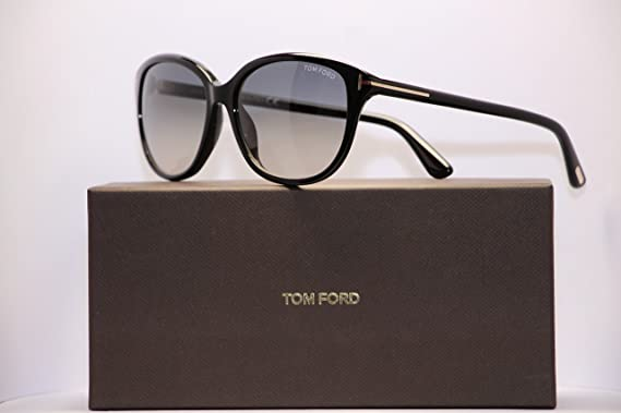 b998078e9141 Image Unavailable. Image not available for. Color  Tom Ford FT0329 01B  Karmen ...