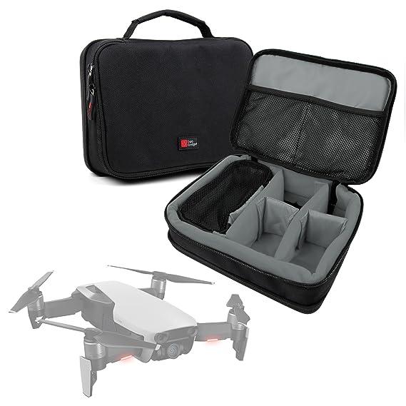 DURAGADGET Protective EVA Drone Case In Grey For The DJI Mavic Air Spark