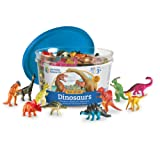 Amazon Price History for:Learning Resources Dinosaur Counters, Set of 60