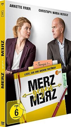 Merz Gegen Merz Staffel 1 Amazonde Christoph Maria