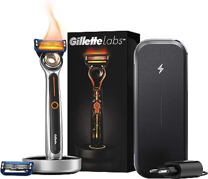 Gillette Labs Heated Razor Para Hombre, Kit de Viaje Con Máquina ...