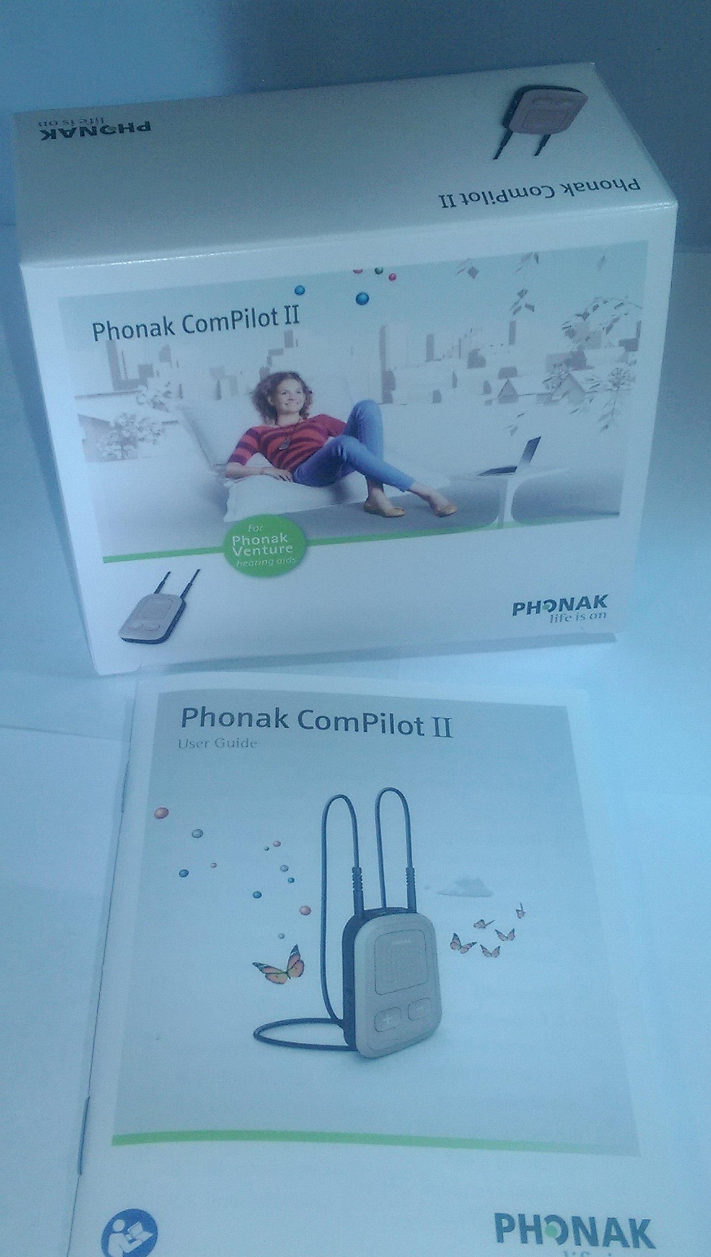 ComPilot II for Phonak Venture series Hearing Aids by Hearing Aid Battery Club