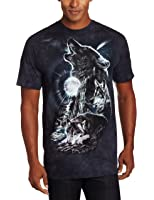 The Mountain Men's Bark At The Moon Short Sleeve T-Shirt