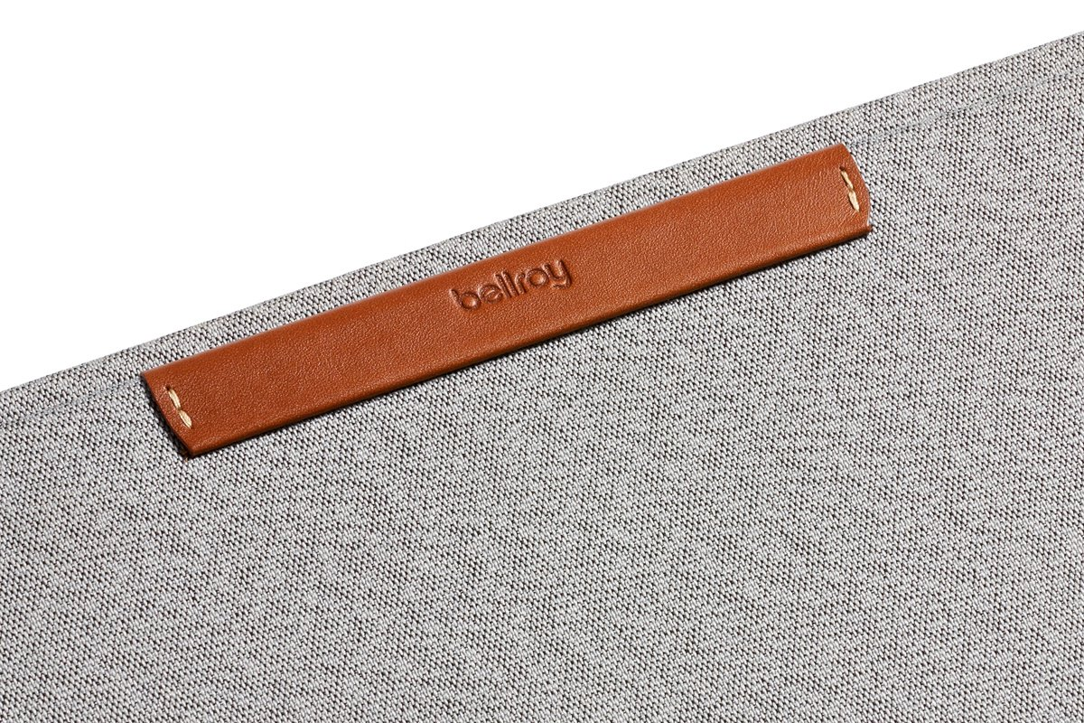 Bellroy Pixelbook Sleeve (Google Pixelbook, Pixelbook Pen) Light Grey by Bellroy (Image #4)