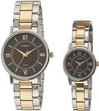 Timex Analog Brown Dial Unisex Watch - TW00PR214