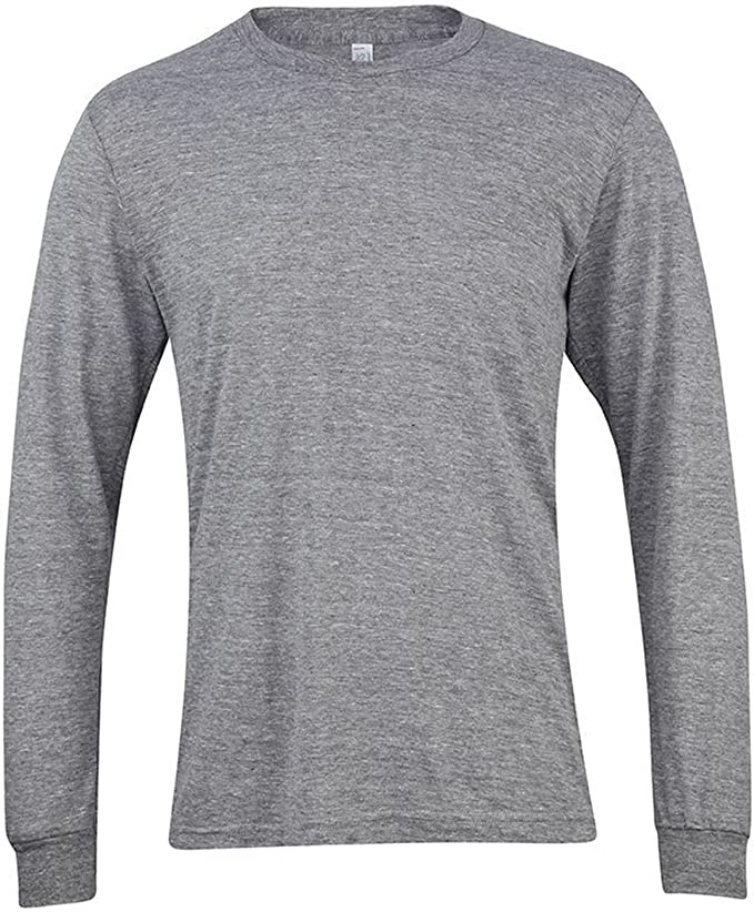 American Apparel T Shirt Homme Gris Athletic Grey Gris