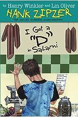 I Got a D in Salami #2 (Hank Zipzer) Kindle Edition