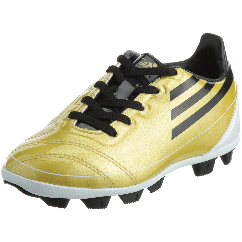 Adidas Fußballschuh F10 TRX HG J (metallic gold bl