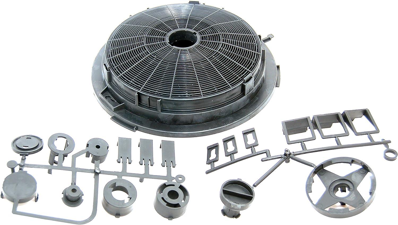 Extractor de campana de cocina universal de carbono. Equivalente a la pieza número 663154