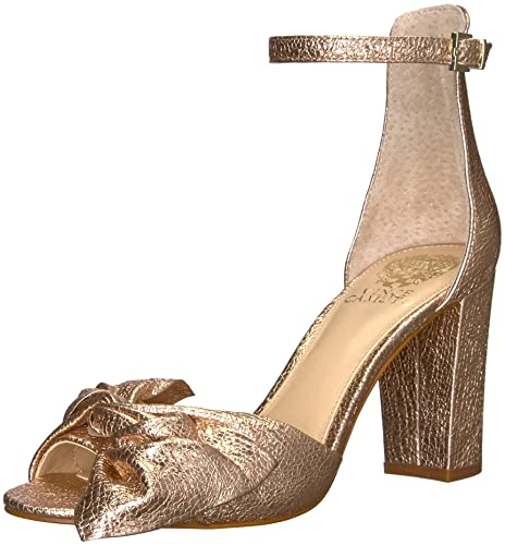 278e4af4a07 Vince Camuto Women s CARRELEN Heeled Sandal  Amazon.ca  Shoes   Handbags