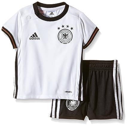 adidas Kinder Trikot UEFA Euro 2016 DFB Baby Heimausrüstung