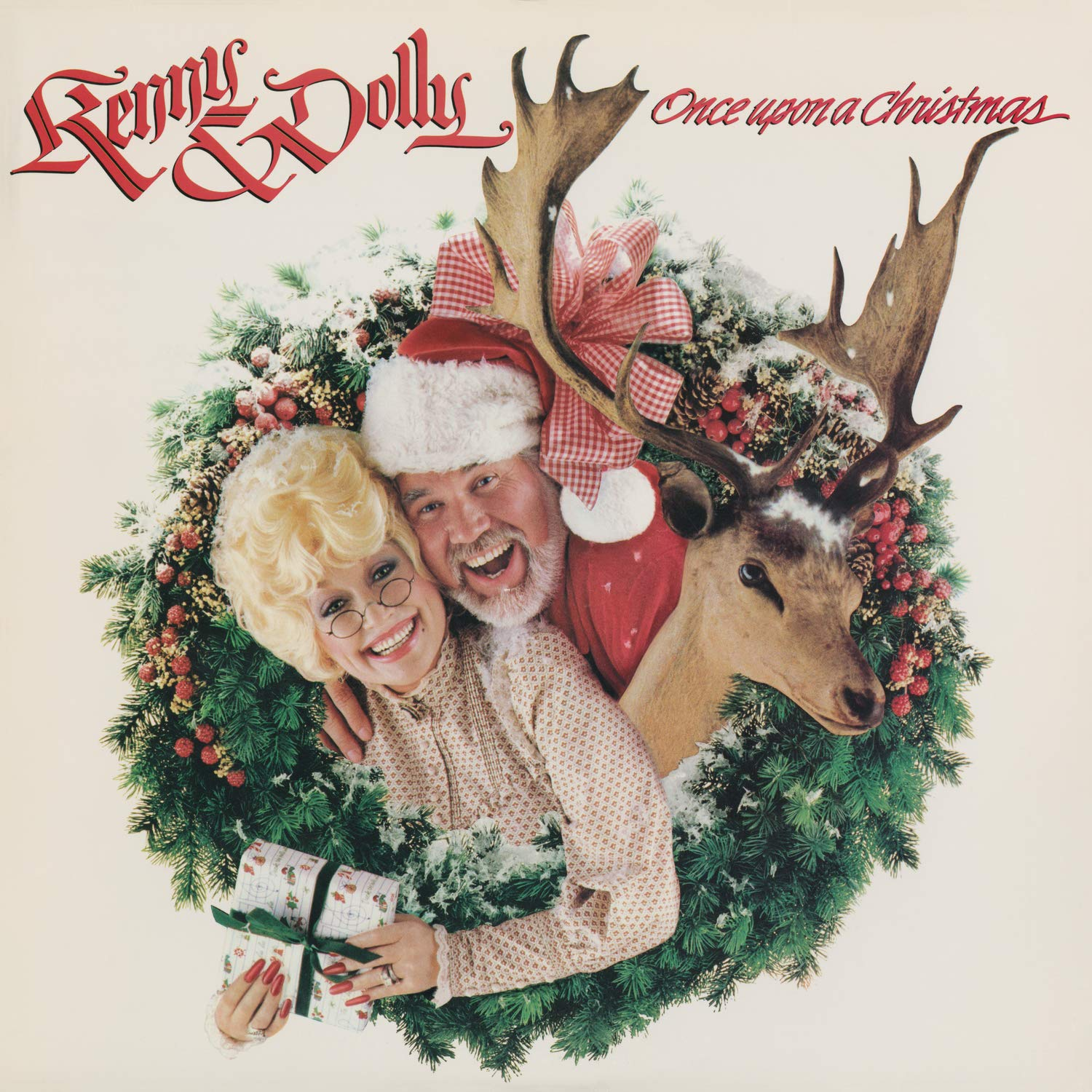 Kenny And Dolly Christmas.Once Upon A Christmas