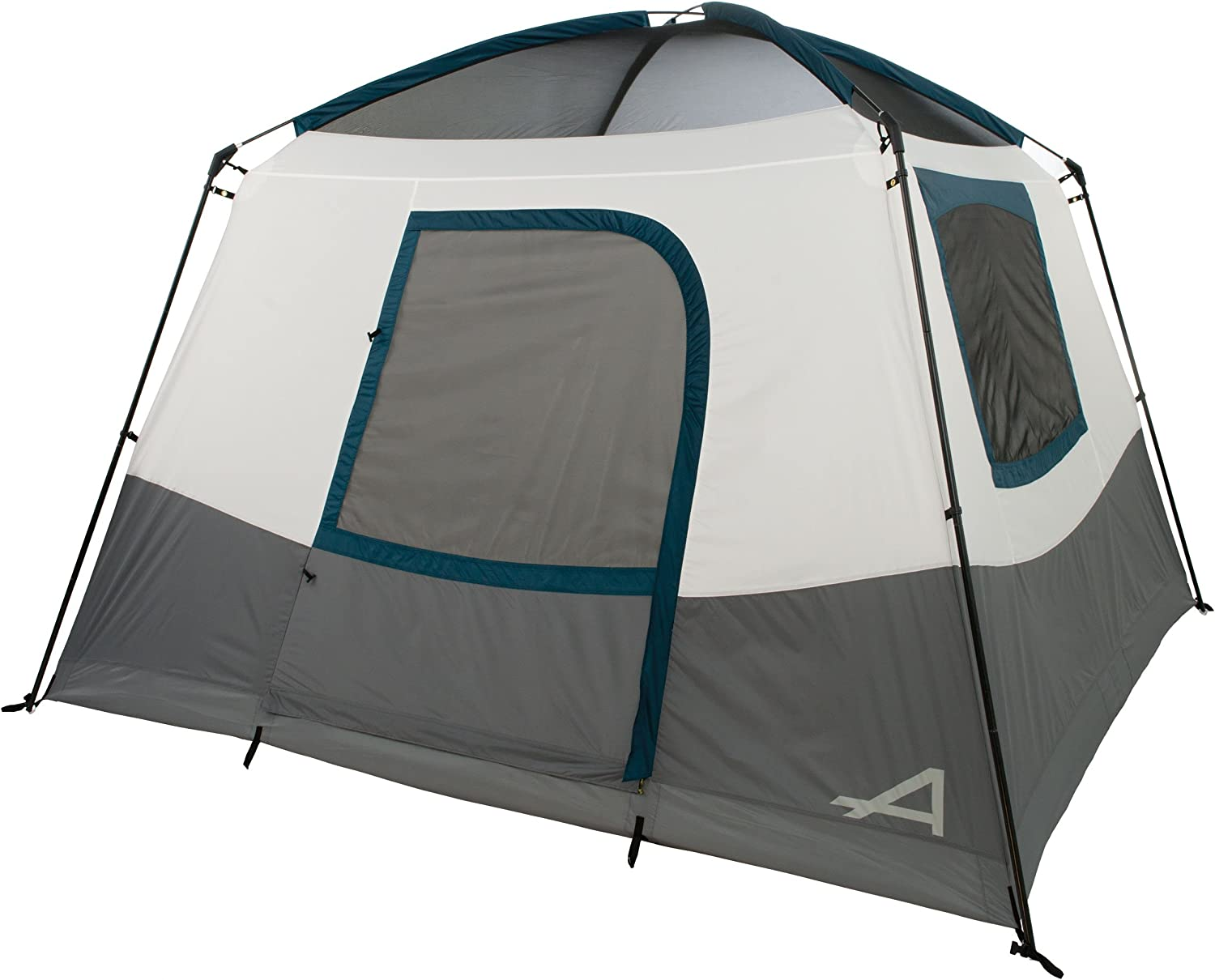 ALPS Mountaineering Camp Creek 4 Person Tent, Charcoal Blue