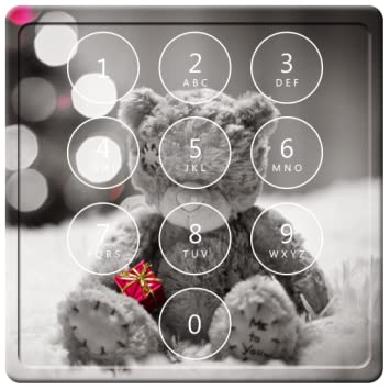 Amazon Com Teddy Bear Lockscreen Wallpaper Appstore For