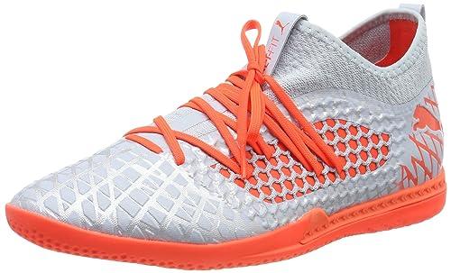 PUMA Future 4.3 Netfit It, Zapatos de Futsal para Hombre