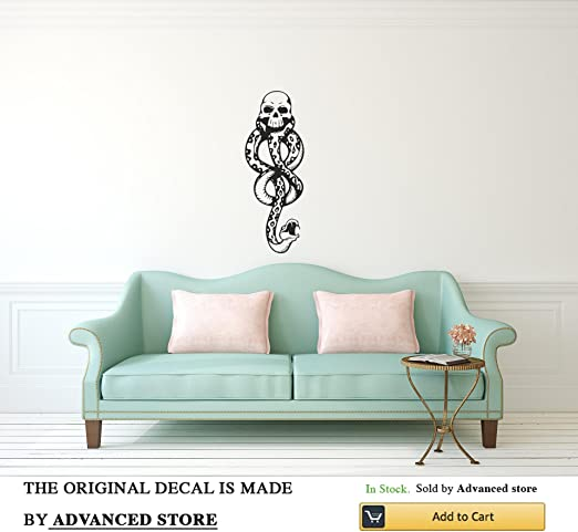 Harry Potter Death Mark Decal